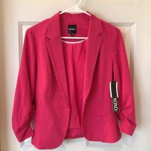 NWT. XOXO blazer. Size Medium.